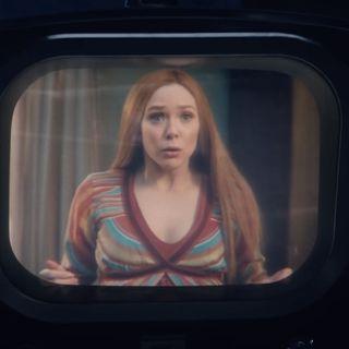 Don't be skeptical of Wanda Maximoff's classic American sitcom knowledge