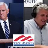 Mike Pence is starting a podcast aimed at America's youth