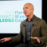 Amazon to buy half of the energy produced by huge offshore wind farm in the Netherlands
