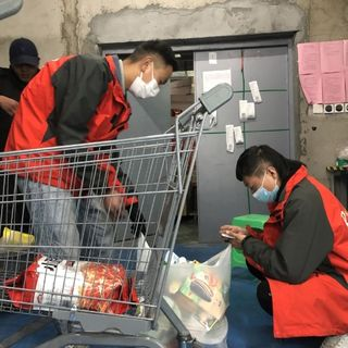 More Lhasa residents shopping online for New Year