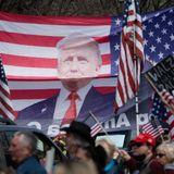 Photos: Pro-Trump protesters urge Gov. Walz to 'Liberate Minnesota'