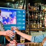 World's first AI bar opens in London - and makes queuing for a pint much easier