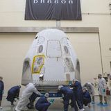 NASA sets a date for SpaceX's first ever crewed mission