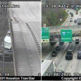 Big rig strikes Houston Avenue bridge, again