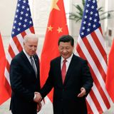 Biden's in no rush to engage China. Guess who's trying to take advantage.
