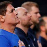 NBA Mandates National Anthem After Learning Mavs Haven't Been Playing It