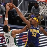 Myles Turner's Game Has Evolved. The Box Score Doesn't Know It Yet.