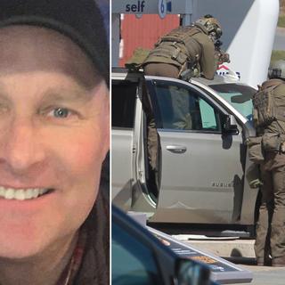 Nova Scotia gunman shot dead after killing 17 people in 'senseless' and 'random' rampage