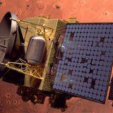 Emirates Mars Mission: Hope spacecraft enters orbit