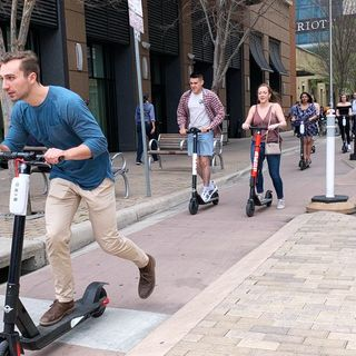 Electric scooters aren't quite as climate-friendly as we thought