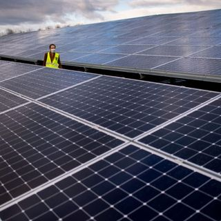 Fears over China's Muslim forced labor loom over EU solar power