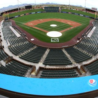 Arizona prepares for spring training to start on time. Here's how many visitors would be allowed in ballparks