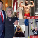 Marjorie Taylor Greene 'openly cheated on husband with men at her gym'