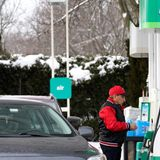 Gas hits highest price in 12 months as progressives, celebrities pressure Biden to cancel more pipelines