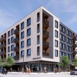 Developer To Replace Uptown Strip Mall With Luxury Apartment Building