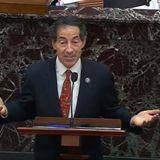Jamie Raskin Delivers the Case Against Trump in Under Five Minutes