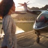 United Airlines buying electric 'air taxis' to transport customers to airport