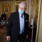 Senator Chuck Grassley Pretends to Be a Principled Republican. Don't Buy It.