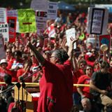 The Chicago Teachers Union's Karen Lewis Dared Us to Believe We Could Win