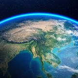Recent drop in emissions from China may speed up ozone layer recovery