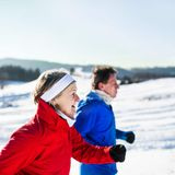 It may be cold and snowy outside, but winter activities are some of the best ways to get fit, experts say.