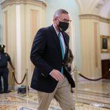 GOP Sen. Burr facing North Carolina censure after Trump conviction vote