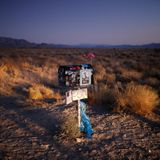 Ranch bordering Area 51 for sale, including black mailbox famous with the alien-obsessed