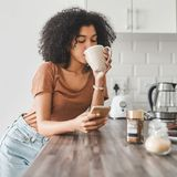 The Big Number: Drinking 1 or more cups of caffeinated coffee could reduce your heart failure risk