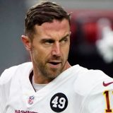 Alex Smith feels he has 'a lot of room for growth' on field after 2020 comeback