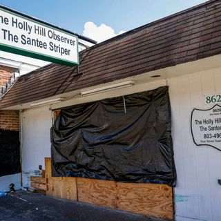 Accountability suffers as newspaper closures grow in SC, nation