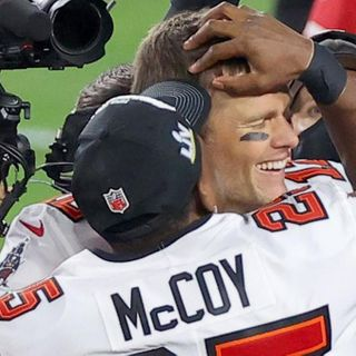 Tom Brady helps LeSean McCoy join short list of Super Bowl winners who have pulled off this rare feat