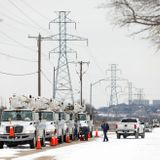 Millions of Texans Are Freezing Right Now — Our Deregulated Electrical Grid Is to Blame