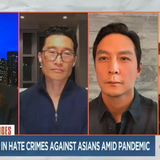 Network and cable news largely ignore wave of anti-Asian violence