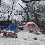 Mutual Aid Collectives Provide an Essential Lifeline for Dallas's Unhoused Population During the Winter Storm