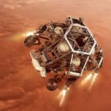 '7 Minutes of Terror': The Technology Perseverance Will Need to Survive Landing on Mars