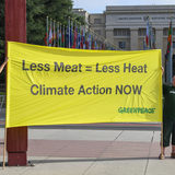 UN Report: Meat Production Has 'Disproportionate Impact' On Climate