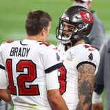 Mike Evans: Tom Brady went above and beyond with texts to prepare for Super Bowl - ProFootballTalk
