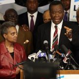 Mayor Lori Lightfoot says Willie Wilson wanted millions in cash to buy masks; Wilson denies accusation