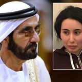 Dubai princess claims she is being held 'hostage' in disturbing new videos