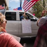 Fringe Protests Can't Distract from Trump's Failures