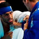 Iranian judoka says he'll never forget the kindness of the Israeli team