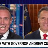 CNN bans Chris Cuomo from covering his brother, NY Gov. Andrew Cuomo