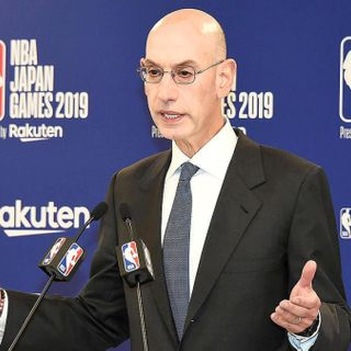 Adam Silver on NBA deciding to have All-Star Game: 'It feels like the right thing to do to go forward'