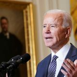With no mentions of Donald Trump, Joe Biden declares the US is 'back' on the world stage. But which America? - ABC News