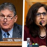 Joe Manchin, who voted to confirm Brett Kavanaugh, to vote against Neera Tanden over mean tweets