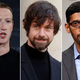 Facebook, Google and Twitter CEOs will make another appearance before Congress in March