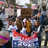 Thousands Converge On PA State Capitol, Demand Governor Reopen Economy