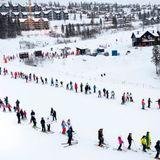 Sweden's ski resorts want to stay open despite rising coronavirus infections