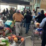 A Texas grocery store lost power and let people leave without paying. Shoppers paid it forward.