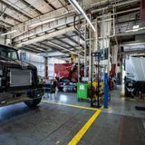 Daimler Trucks restarts Portland plant after nearly a month